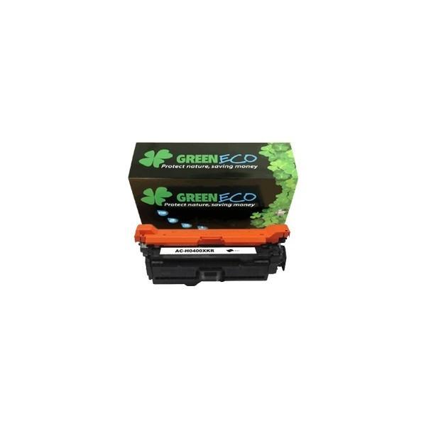CE400X - 507X - Toner generique equivalent au modele HP CE400X noir