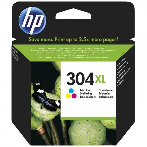 HP 304XL - cartouche de marque hp 304XL couleur N9K07AE