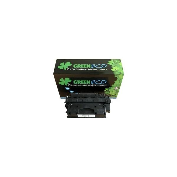CF280X - 80X - Toner generique equivalent au modele HP CF280X noir