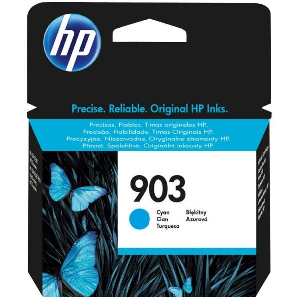 HP 903 - Cartouche d'encre HP 903 cyan T6L87AE