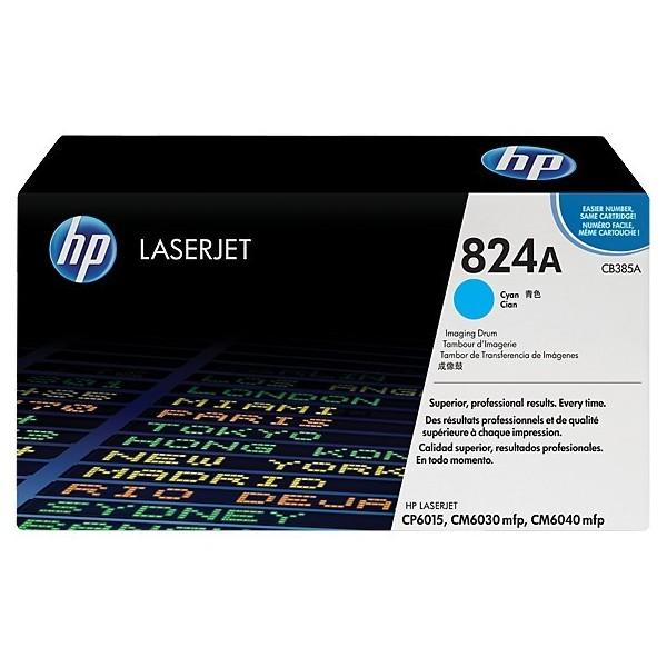 HP CB385A - Tambour d'impression HP CB385A Cyan