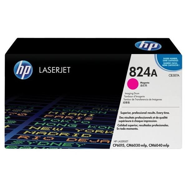 HP CB387A - Tambour d'impression HP CB387A Magenta