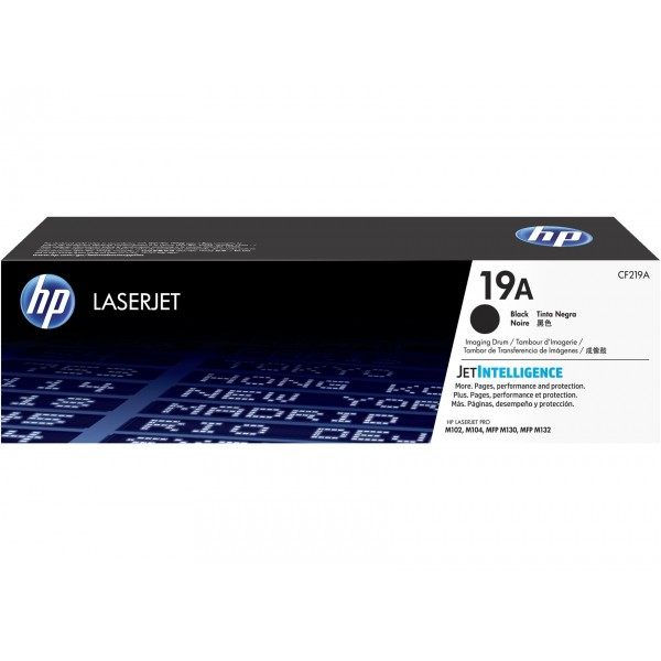 HP CF219A - Tambour d'impression HP 19A