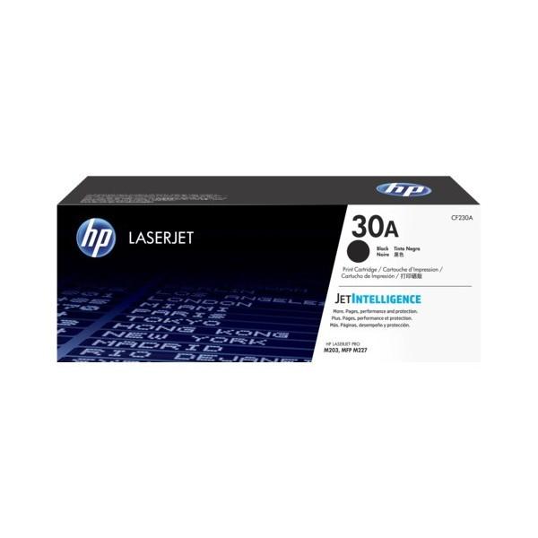HP CF230A - Toner d'impression HP 30A