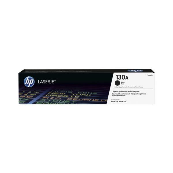 HP CF350A - Toner d'impression HP 130A Noir