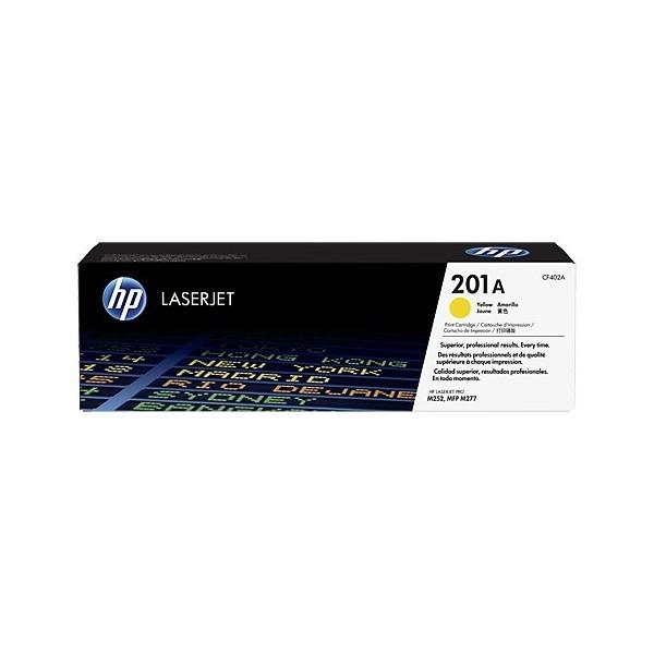 HP CF402A - Toner d'impression HP 201A Jaune