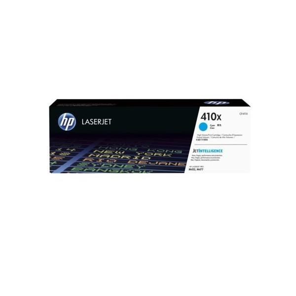 HP CF411X - Toner d'impression HP 411X Cyan