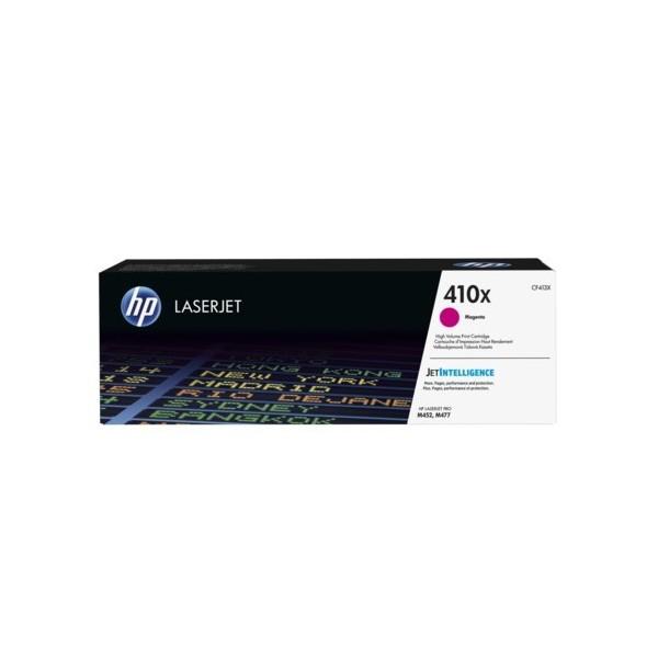 HP CF413X - Toner d'impression HP 413X Magenta