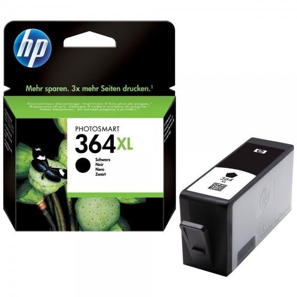 HP 364XL - Cartouche d'encre HP n 364XL CB322EE Vivera photo noir