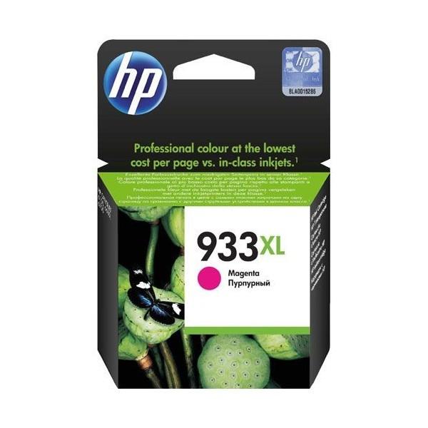 HP 933XL - Cartouche d'encre HP n 933XL CN055AE magenta