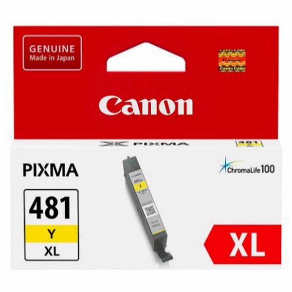 CANON CLI-481XL JAUNE