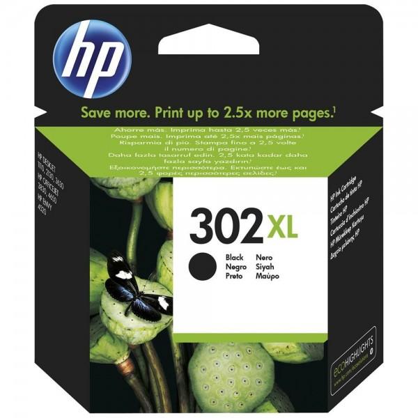 HP 302XL - cartouche de marque hp 302XL noire F6U68AE
