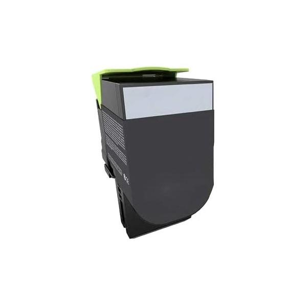 Cartouche de toner compatible noir pour LEXMARK CX 410/510
