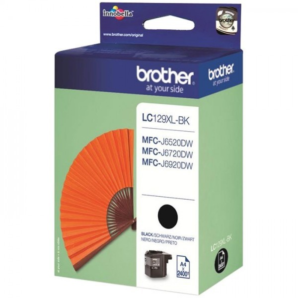 Cartouche d'encre brother lc129xl