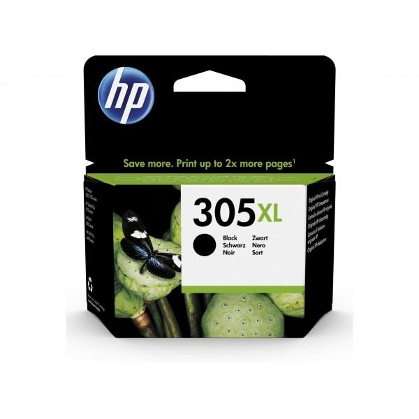 HP 305XL Noire - Cartouche d'encre noire HP 305XL