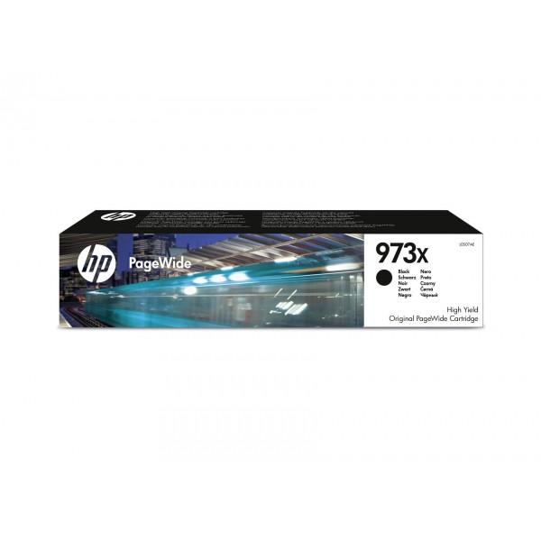 HP 973X noire - Cartouche d'encre noire HP 973X